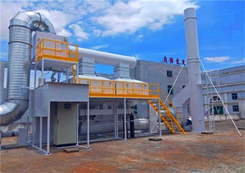 活性炭吸附废气处理设备的工艺原理是怎样的