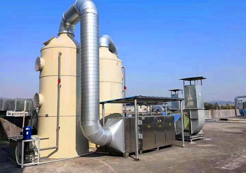 食品厂使用UV光解废气处理设备除废气有哪些优势