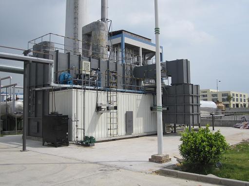 活性炭吸附废气处理设备的适用范围和性能原理简介
