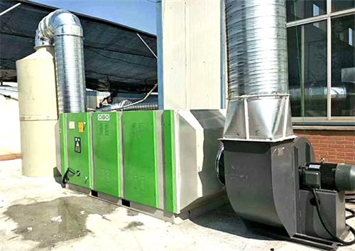 废气处理设备厂家为您介绍有机废气对环境的危害以及对应解决办法