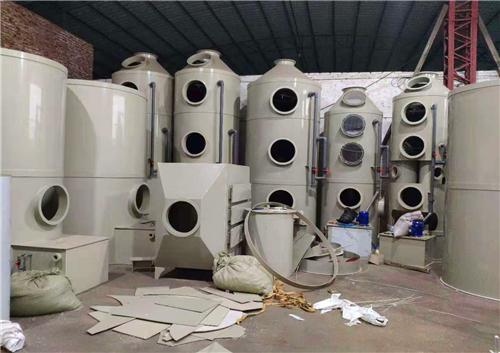 在使用湖北废气处理设备的过程中这些事项您千万不能大意