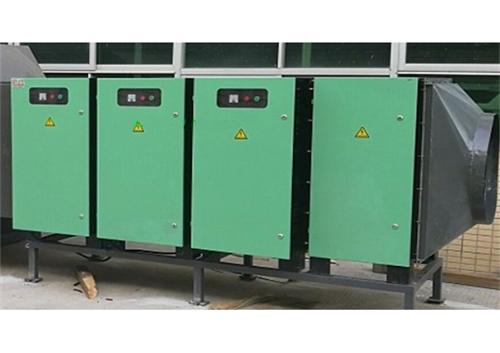 低温等离子废气处理设备的适用范围以及使用过程中需要注意的问题
