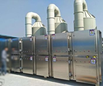 你知道什么样的废气处理设备可以协同控制pm2.5和o3吗?