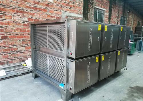 关于培训工业废气处理设备操作人员的要求标准介绍