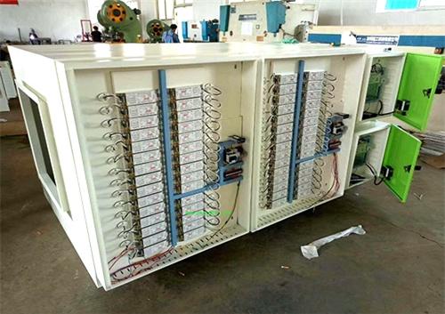 正确安装废气处理设备的步骤都有哪些