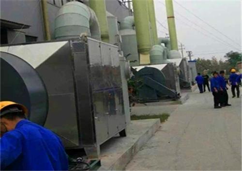 有机废气处理设备在日常的运行管理中,这几个问题千万别大意了