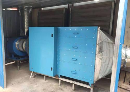 关于印刷废气处理工艺的具体介绍