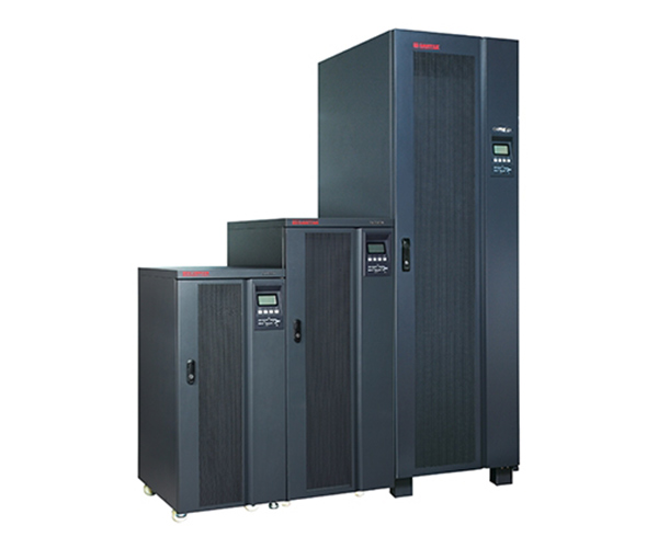 在线式UPS电源安装