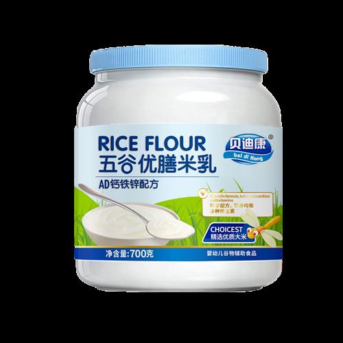 AD钙铁锌五谷优膳米乳