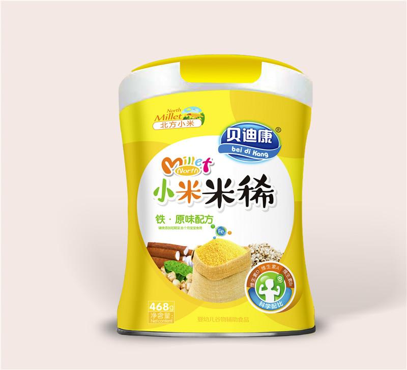 小米米稀-铁·原味配方