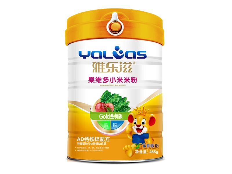 果维多小米米粉-AD钙铁锌配方