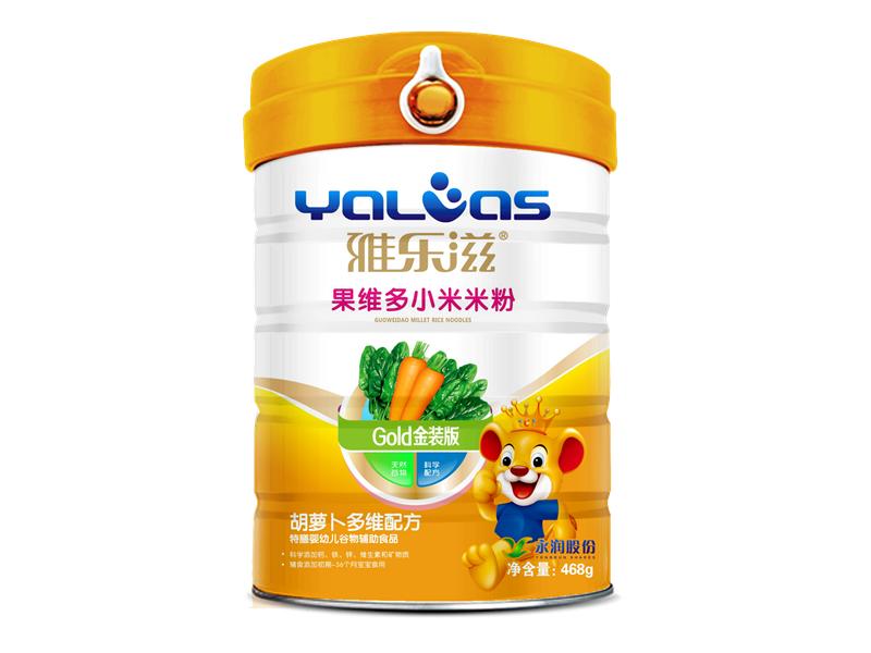 果维多小米米粉-胡萝卜多维配方