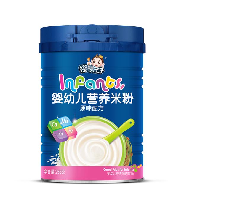 258克营养米粉-原味