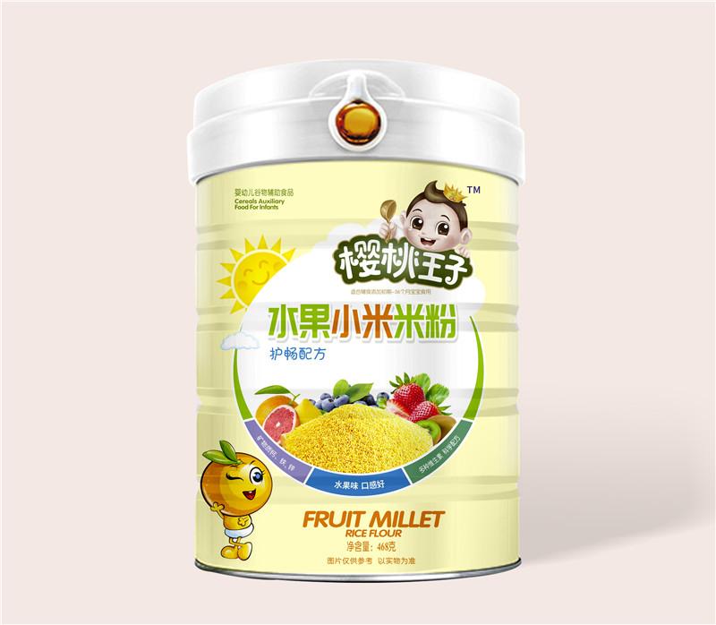 樱桃王子水果小米米粉-护畅