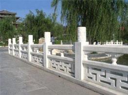 汉白玉石雕栏杆具有哪些重要特点呢?