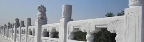 南阳石栏杆出现泛碱现象时,对其本身会有什么危害呢?