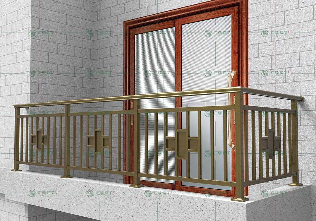 阳台护栏的作用和保养