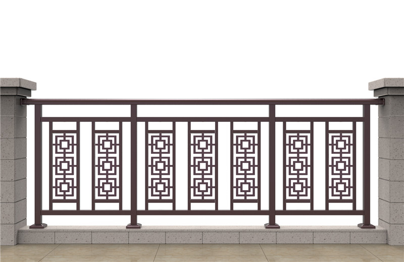 锌钢阳台护栏的好处