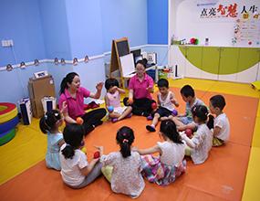 儿童全脑速读培训