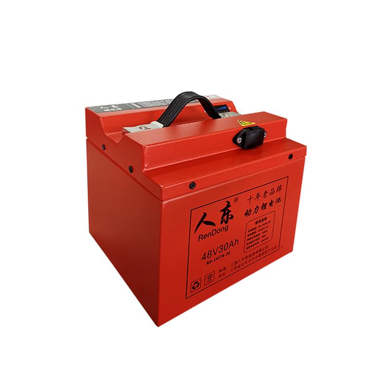 48V30Ah动力锂电池
