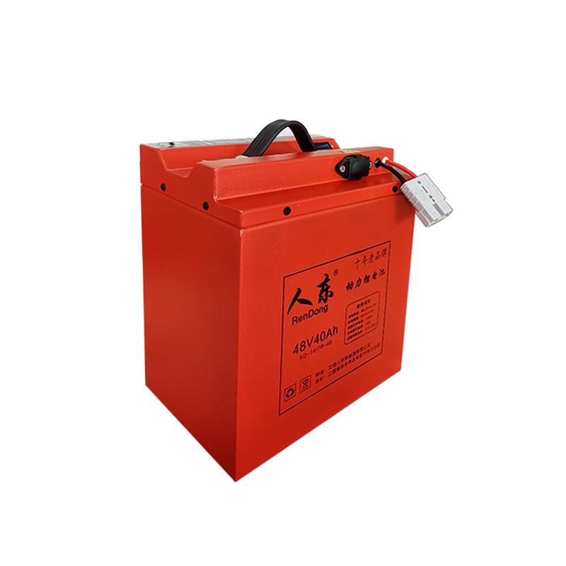 48V40Ah动力锂电池
