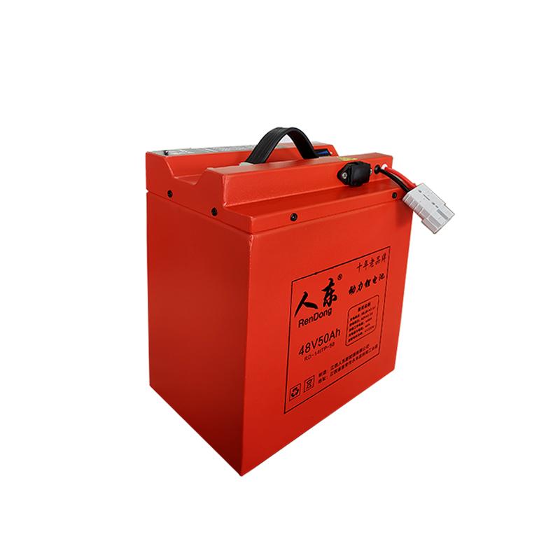 48V50Ah动力锂电池