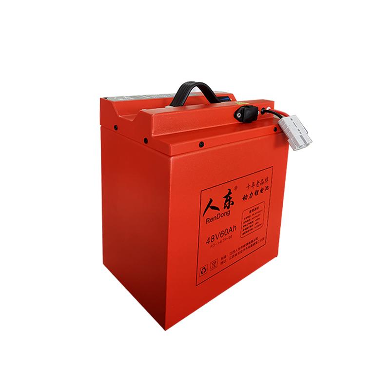 48V60Ah动力锂电池