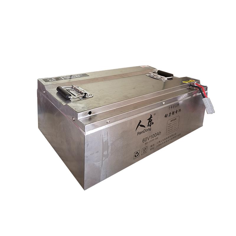 60V100AH动力锂电池