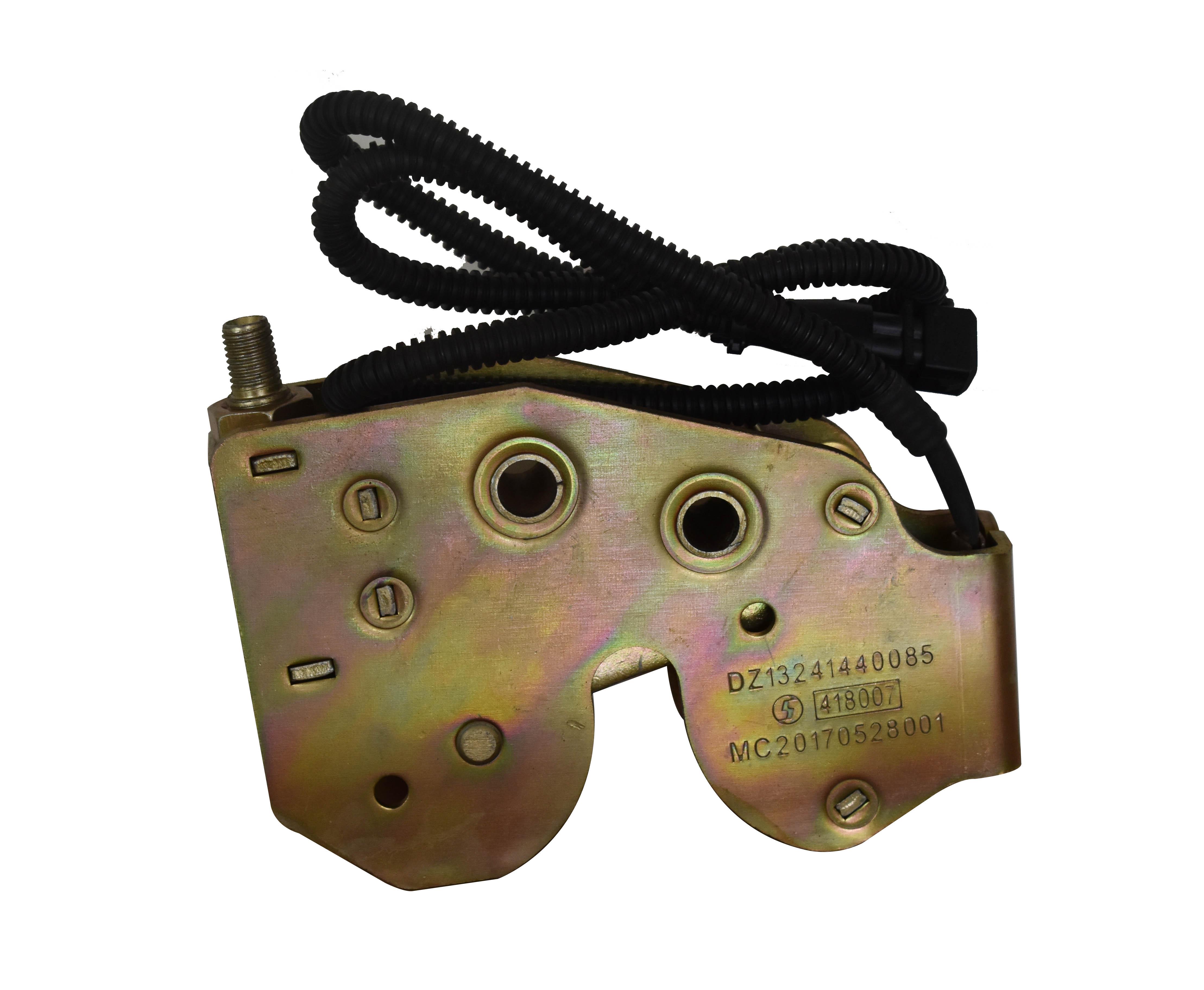 德龙M300液压锁