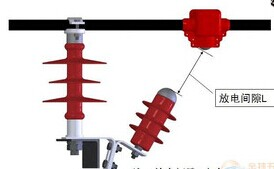 WCF-50/240型外串联间隙防雷器参数 外串联间隙防雷器作用