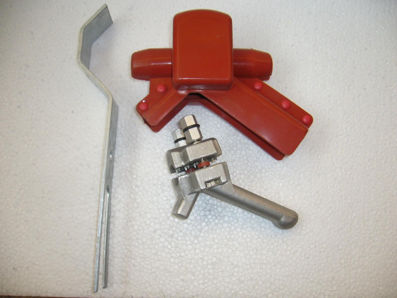 一种新型经济实用的防雷设备-FHJ-50/240型防弧金具/线夹工作原理