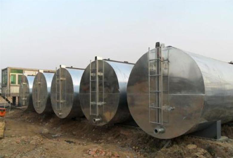 沥青加温储存设备