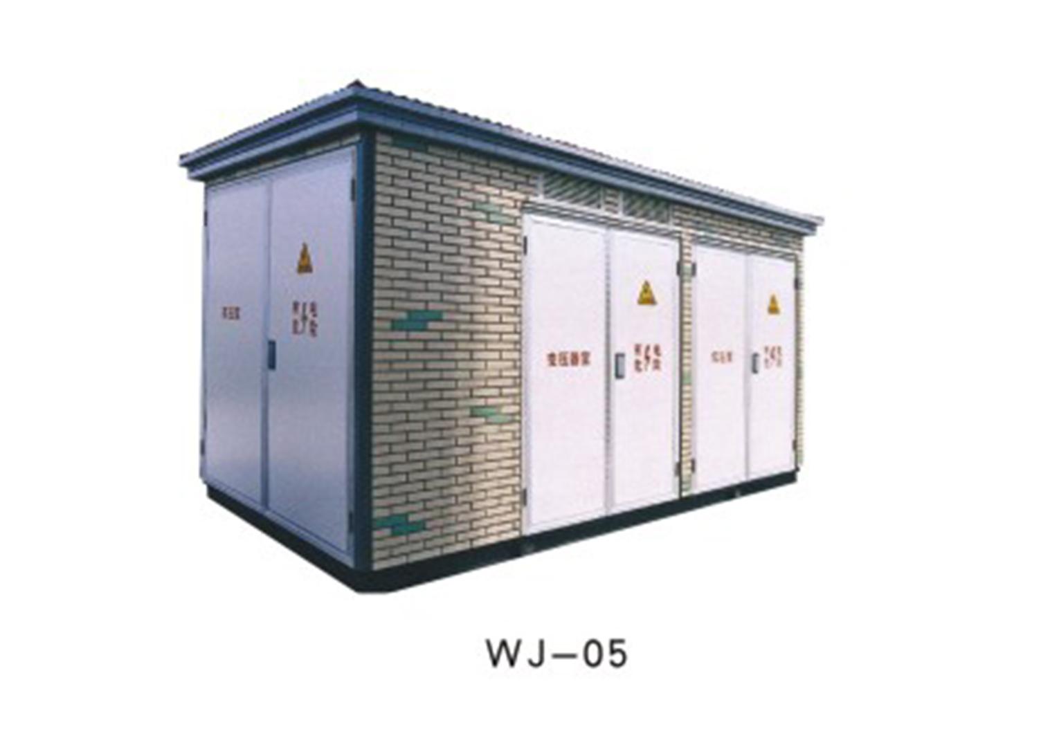 风电组合式变压器