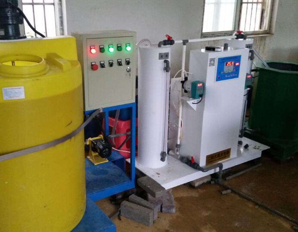 医疗污水处理设备