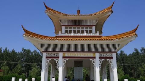 东坝头黄河湾风景区