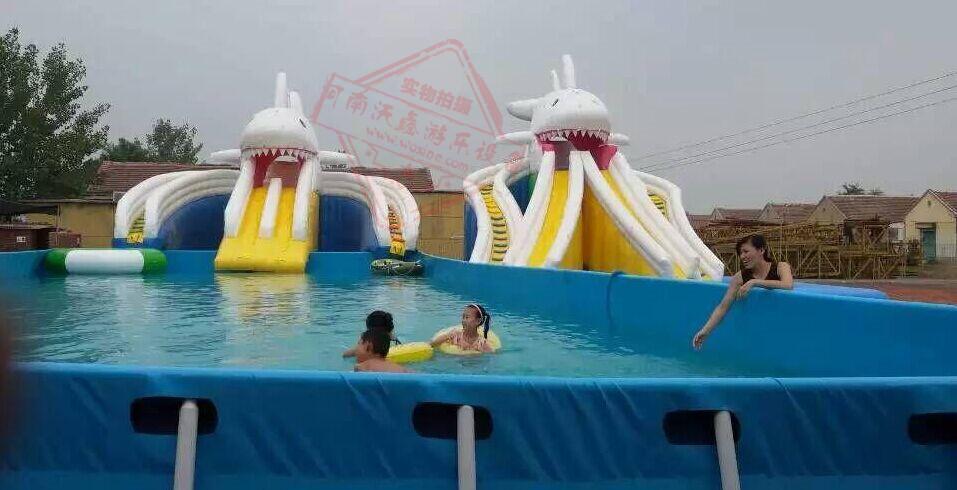 支架游泳池厂家分享维护水质的技巧