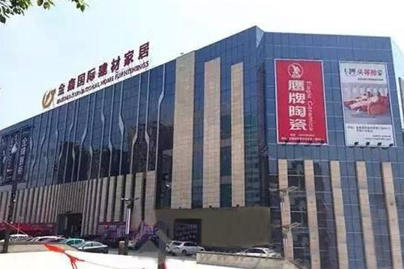 吉安金鑫未來港智能系統工程