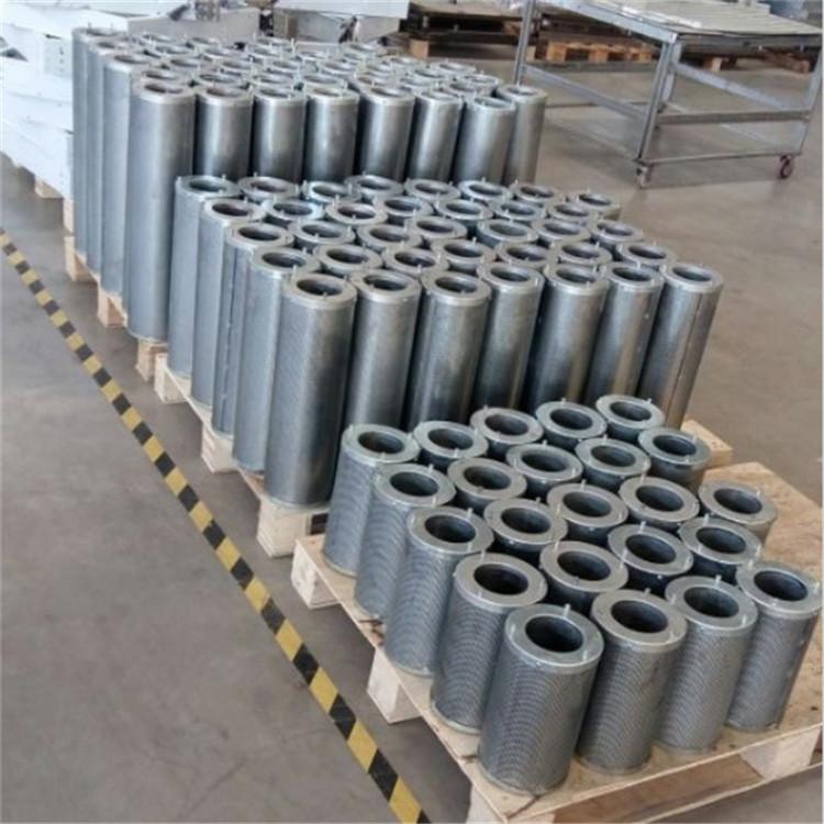 304不锈钢炭筒 耐腐蚀化学式活性炭过滤筒 活性炭圆筒化学过滤器