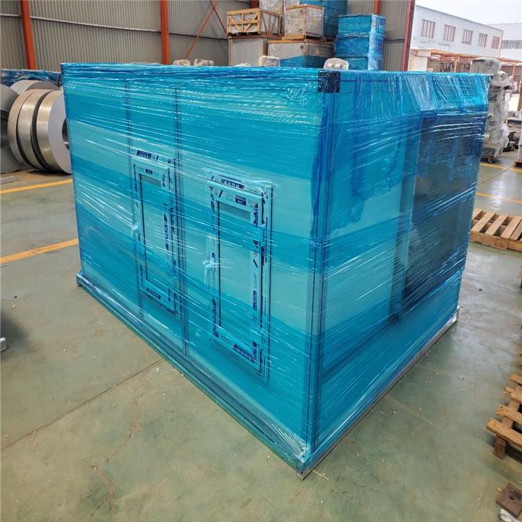 新风净化箱 新风空气过滤箱 高效活性炭过滤箱-洁佳过滤厂家种类多可定制