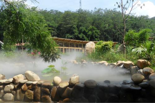 浅谈人造景观水景污染控制措施有哪些