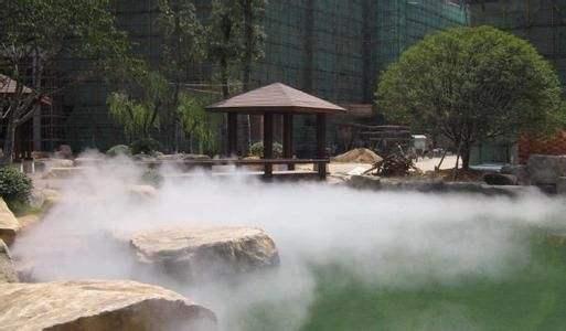 浅谈什么是人工造雾的原理,它的适用范围是啥