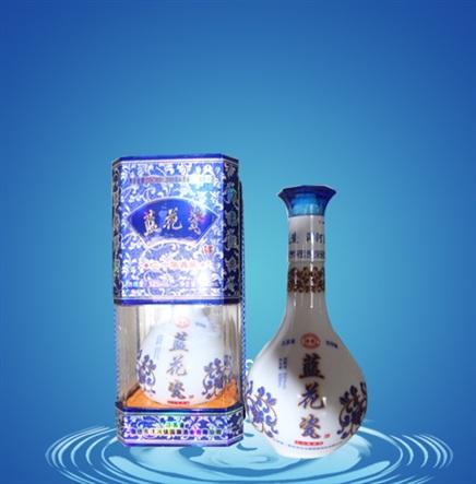 蓝花瓷-国御酒业