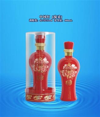 中国红绵柔-国御酒业
