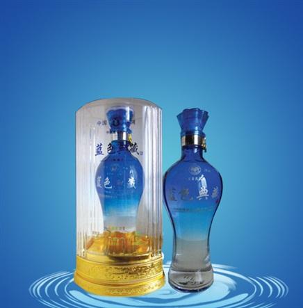 蓝色典藏15年原浆-国御酒业