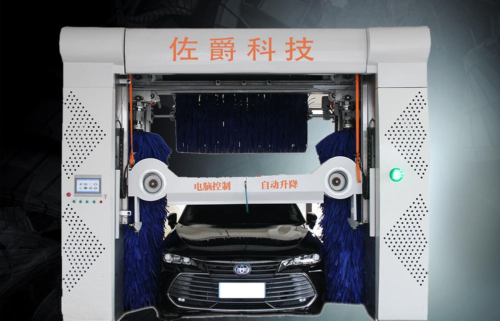 无人操作洗车全自动电脑洗车机能够做到吗?