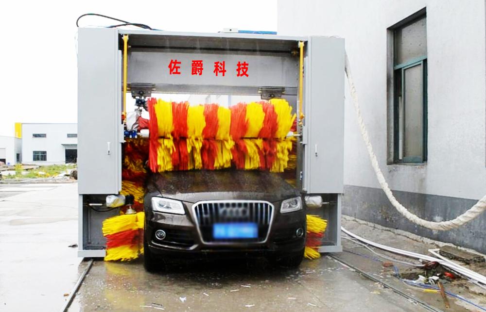往复式洗车机不同作用方式的区别?