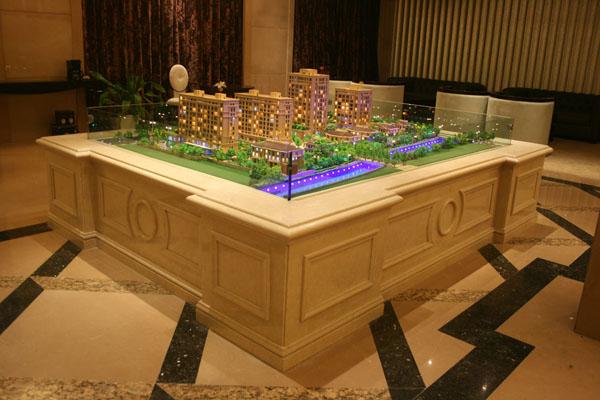 浅谈制作房地产塑料模型需要哪些材料
