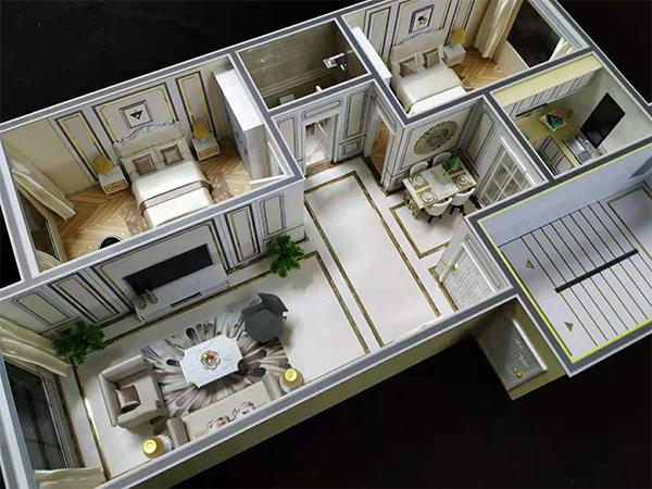 室內戶型模型設計