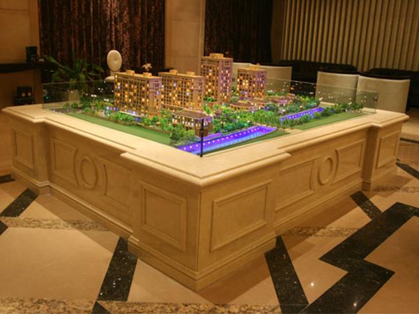 建筑房子模型