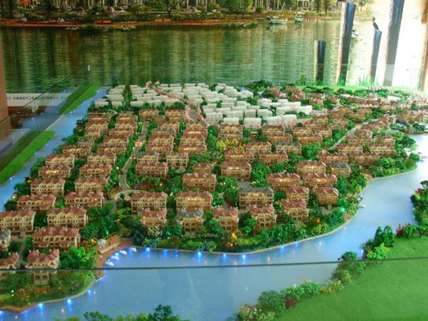 房地產模型設計